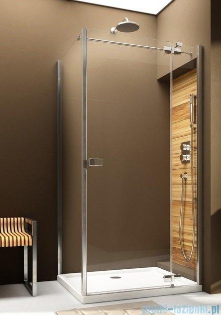 Aquaform Verra Line drzwi uchylne prawe 80cm przejrzyste 103-09334