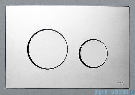 Tece Przycisk spłukujący z tworzywa-do WC Teceloop chrom błyszczący 9.240.626