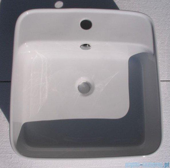 Bathco umywalka nablatowa Orotava 47x47 cm 0064