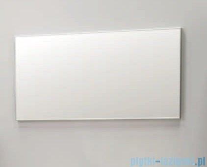 Antado lustro w aluminiowej ramie 100x50 cm AL-100x50