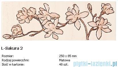 Domino L-Sakura 2 25x8,6
