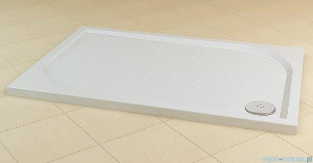 SanSwiss Marblemate Wma Brodzik prostokątny 90x120cm biały WMA9012004