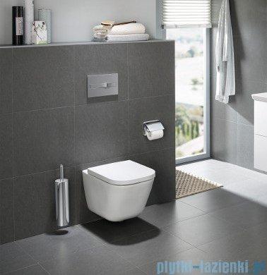 Roca Gap Rimless Stelaż podtynkowy Pro+miska Wc podwieszana Maxi Clean A8900900MR