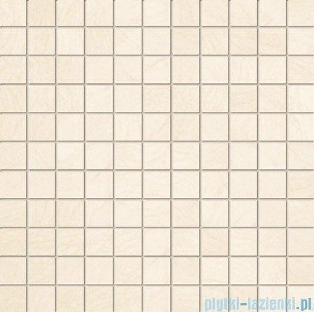 Domino Opium krem mozaika ścienna 30x30