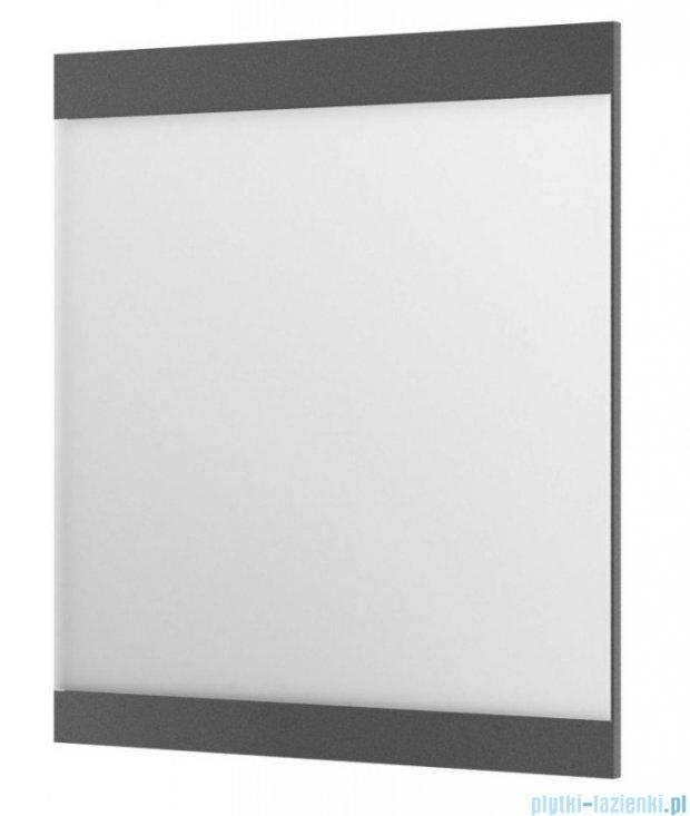 Aquaform Decora lustro 70cm czarny 0409-542911