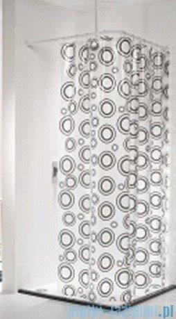 Sealskin Circolo zasłona prysznicowa PCV 180x200cm 210781300