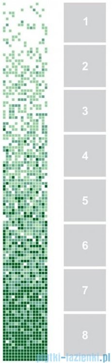 Dunin Q Series mozaika szklana pas 32x261 ql grade