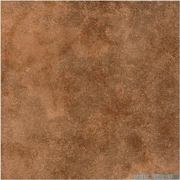 Kwadro Rufus brown płytka podłogowa 40x40