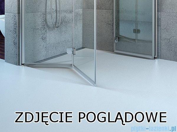 Radaway Essenza New Kdj kabina 90x75cm lewa szkło przejrzyste 385044-01-01L/384049-01-01
