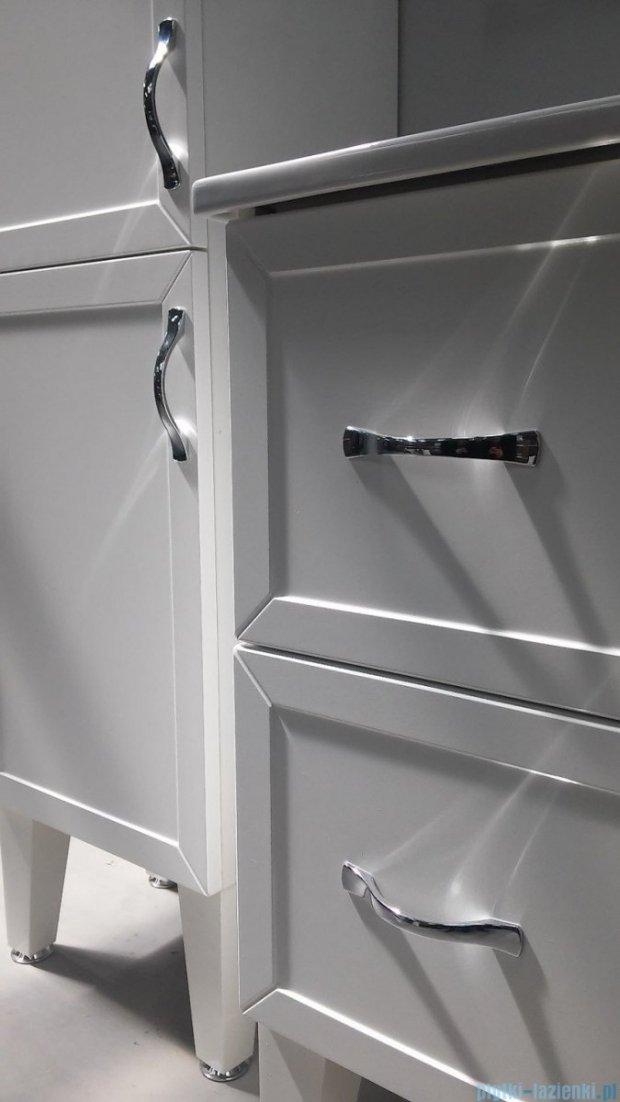 Antado Rustic szafka podumywalkowa z szufladami i umywalką 80x38cm RST-140/8GT-14 + UCE-80