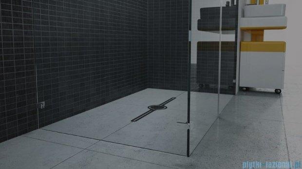 Wiper Eye-drain A2 Massimo Odpływ prysznicowy 120 cm szlif Eye-drainMASSIMOA2_1200Szlif