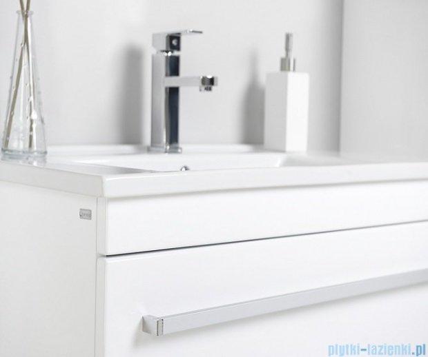 Antado Variete ceramic szafka z umywalką ceramiczną 72x43x40 biały połysk FM-AT-442/75GT+UCS-AT-75