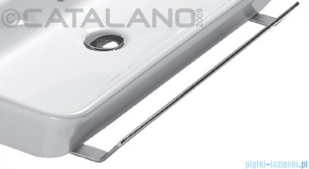 Catalano Proiezioni reling do umywalki 80 cm chrom 5P80PR00