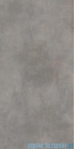 Paradyż Tecniq silver półpoler płytka podłogowa 44,8x89,8