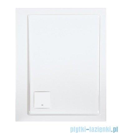Sanplast Brodzik prostokątny Space Line 90x75x3cm + syfon 615-110-0060-01-000