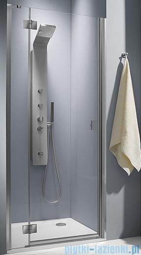 Radaway Essenza DWJ Drzwi wnękowe 80 lewe szkło intimato 32712-01-12NL