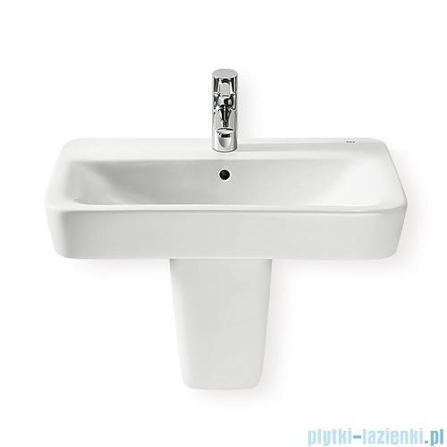 Roca umywalka 60x47 cm Dama Senso Compacto i Square powłoka Maxi Clean A32751B00M