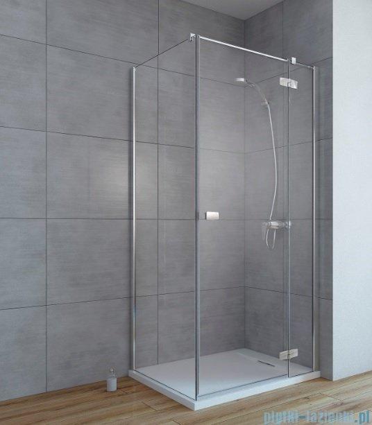 Radaway Fuenta New Kdj kabina 90x110cm prawa szkło przejrzyste 384044-01-01R/384053-01-01