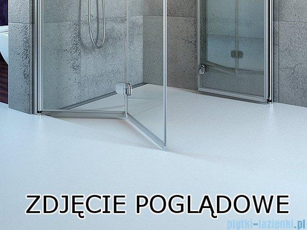 Radaway Arta Kdj I kabina 80x100cm lewa szkło przejrzyste 386081-03-01L/386022-03-01