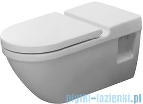 Duravit Starck 3 miska toaletowa wisząca lejowa 360x700 220309 00 00