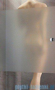 Radaway Almatea Kdj Gold kabina kwadratowa 80x80 Prawa szkło intimato 32112-09-12NR