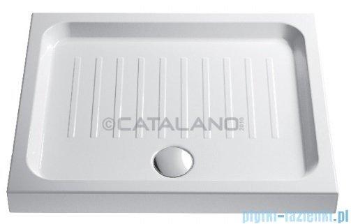 Catalano Base brodzik 100x72x11 cm ceramiczny biały 172100N00
