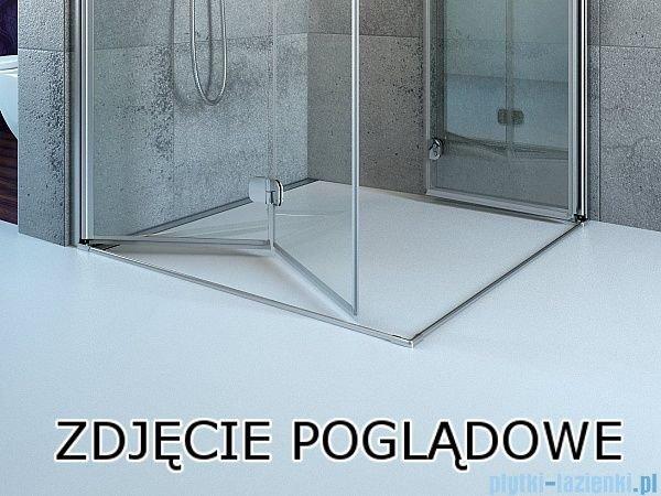 Radaway Fuenta New Kdj kabina 120x100cm lewa szkło przejrzyste 384042-01-01L/384052-01-01