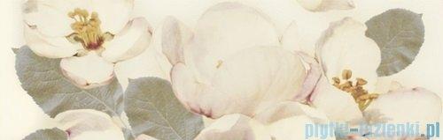 Paradyż Chiara beige kwiat A inserto ścienne 20x60