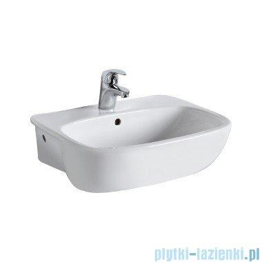 Koło Style umywalka półblatowa 55cm z otworem powłoka Reflex L21855900