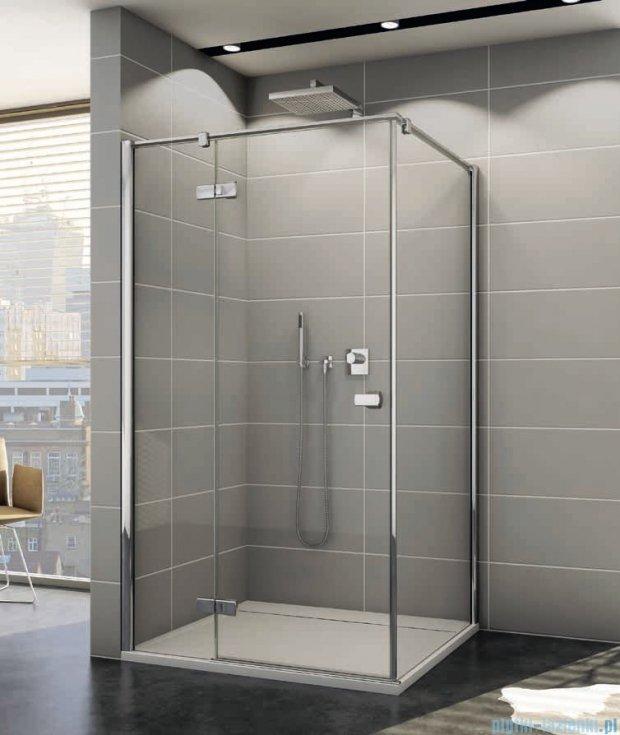 Sanswiss Melia ME13P Kabina prysznicowa lewa 120x90cm przejrzyste ME13PG1201007/MET1PD0901007