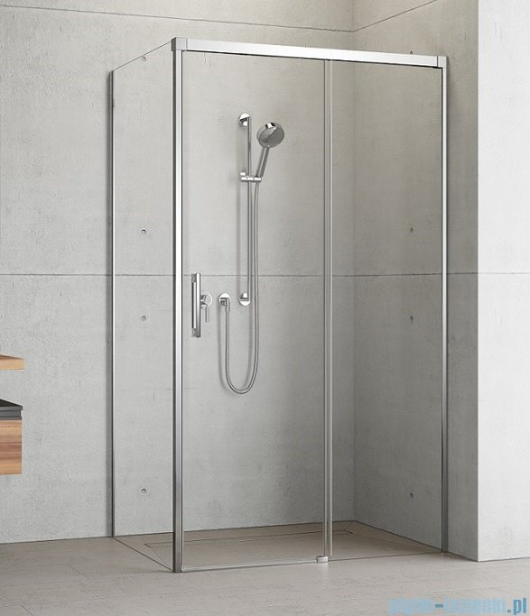 Radaway Idea Kdj kabina 110x80cm prawa szkło przejrzyste 387041-01-01R/387051-01-01L