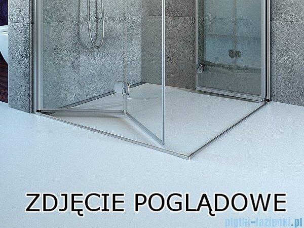 Radaway Arta Kds I kabina 120x80cm prawa szkło przejrzyste 386820-03-01R/386100-03-01R/386110-03-01