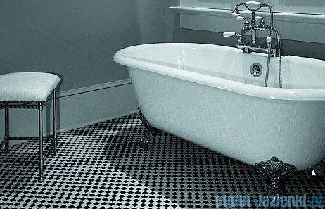 Dunin Black & White mozaika kamienna 30x30 pure B&W domino 15