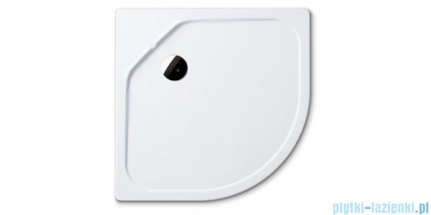 Kaldewei Brodzik Fontana z nośnikiem ze styropianu model 594-2 80x80x2,5cm 444848040001