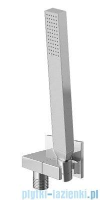 Kohlman Excelent podtynkowy termostatyczny zestaw prysznicowy QLE03