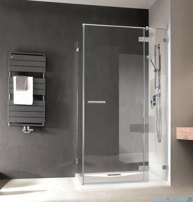 Radaway Euphoria KDJ Kabina prysznicowa 120x90 prawa szkło przejrzyste 383042-01R/383050-01
