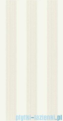 Paradyż Bellicita bianco stripes inserto 30x60