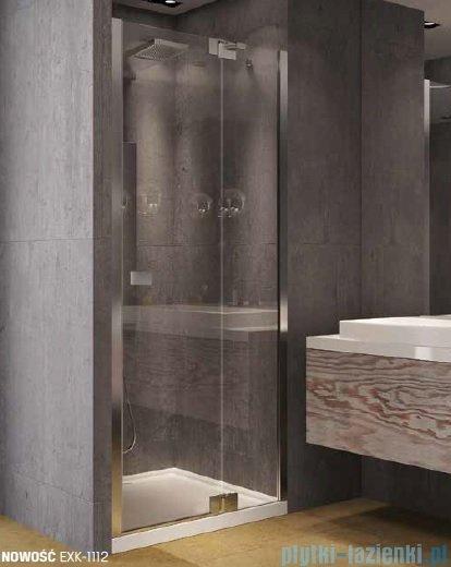 New Trendy drzwi prysznicowe Kamea 90cm prawe szkło przejrzyste EXK-1112