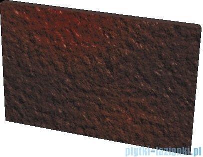 Paradyż Cloud brown duro klinkier podstopnica 14,8x30