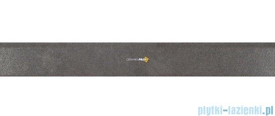 Pilch Cemento grafit cokół 7,5x59,6