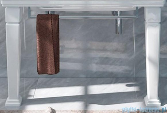 Catalano Canova Royal nogi pod umywalke 11x11x73 cm biały 1GACV00
