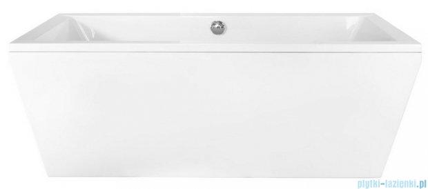 Besco Vera wanna 170x75cm wolnostojąca z przelewem #WKV-170-WP