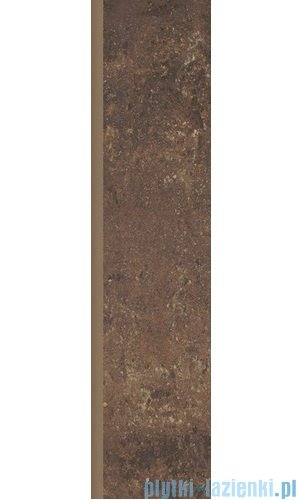 Paradyż Mistral brown poler cokół 7,2x29,8