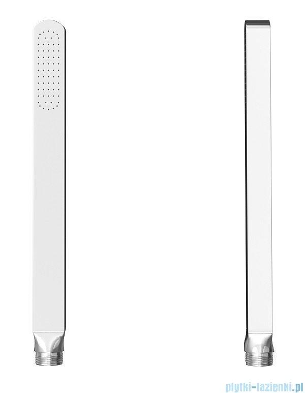 Kohlman Foxal zestaw wannowo-prysznicowy chrom QW211FR20-009