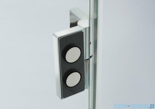 Sanplast kabina narożna prostokątna prawa przejrzysta  KNDJ2P/AVIV-90x120 90x120x203 cm 600-084-0260-42-401