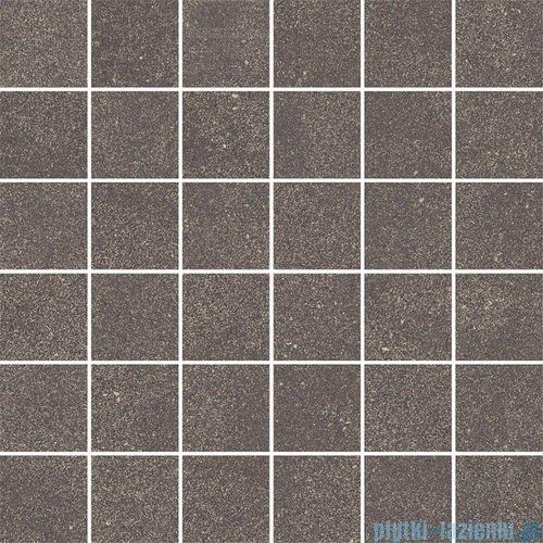 Paradyż Duroteq brown mat mozaika 29,8x29,8