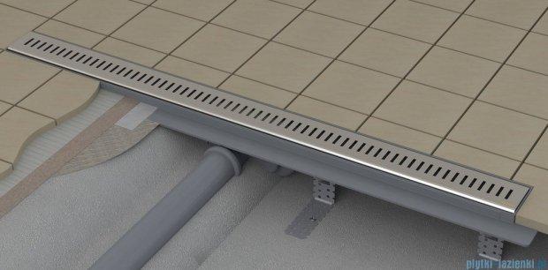 Ravak Odpływ liniowy Zebra 750 -tworzywo X01433