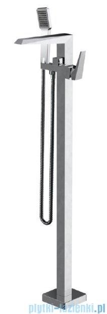Art Platino Rok bateria wannowa podłogowa chrom ROK-BWP.090C