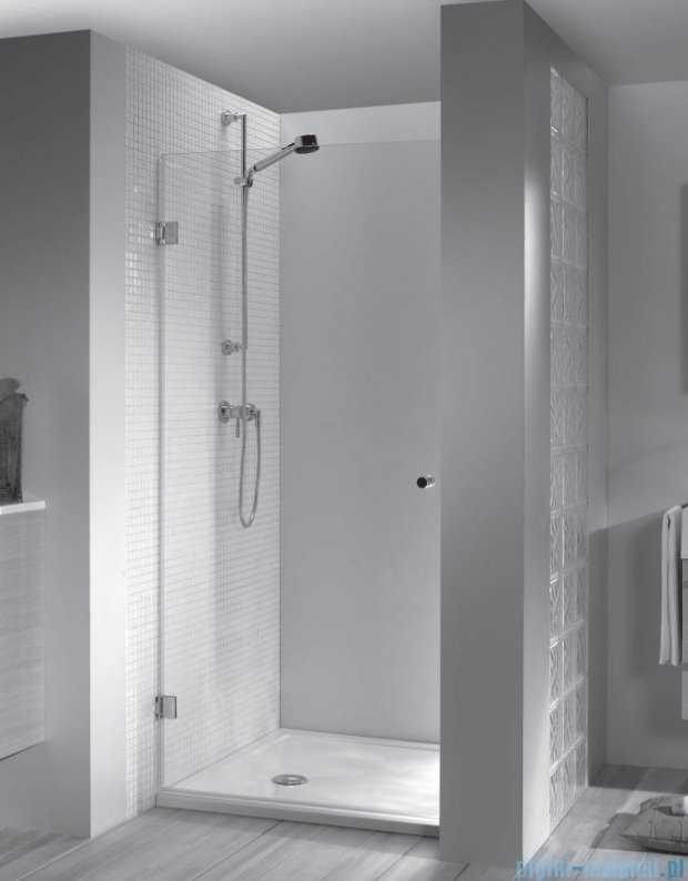 Riho Scandic S101 drzwi prysznicowe 100x200 cm GC03200