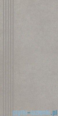 Paradyż Intero silver stopnica 29,8x59,8